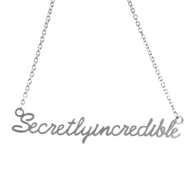 SECRETLY INCREDIBLE NECKLACE - Royal Birkdale Boutique