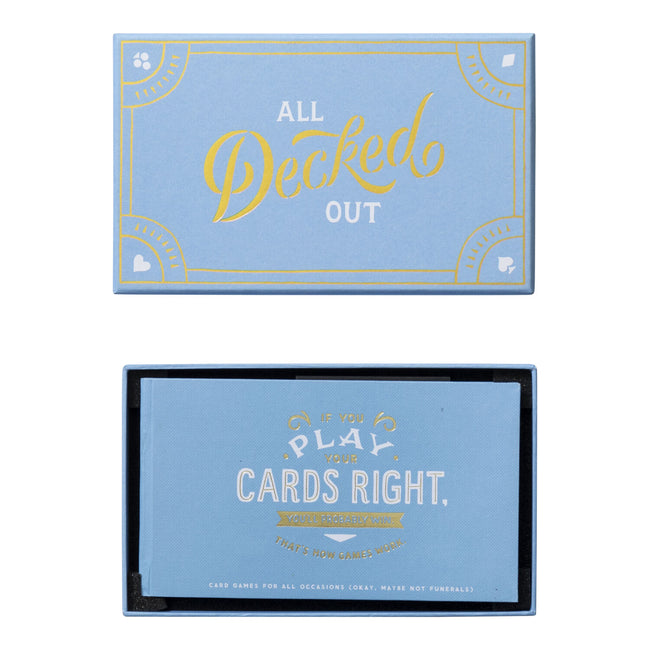 ALL DECKED OUT CARD SET