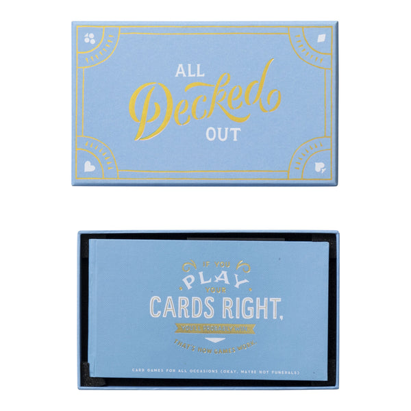 ALL DECKED OUT CARD SET - Royal Birkdale Boutique