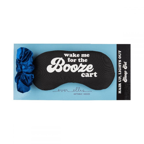 SLEEP SET - WAKE ME FOR THE BOOZE CART - Royal Birkdale Boutique