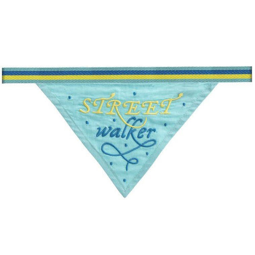 STREET WALKER - DOG BANDANA - Royal Birkdale Boutique