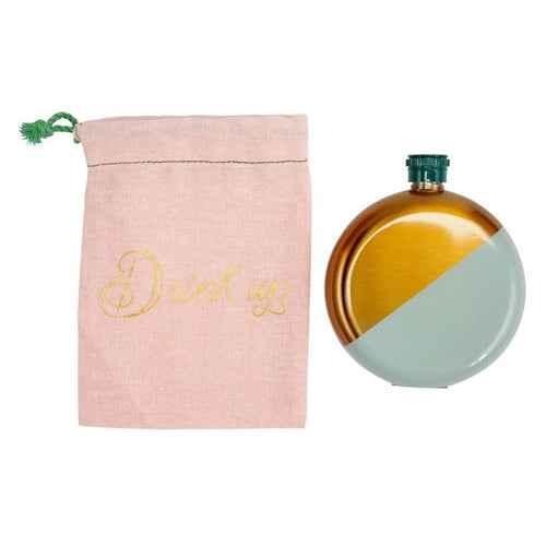 COPPER & MINT FLASK