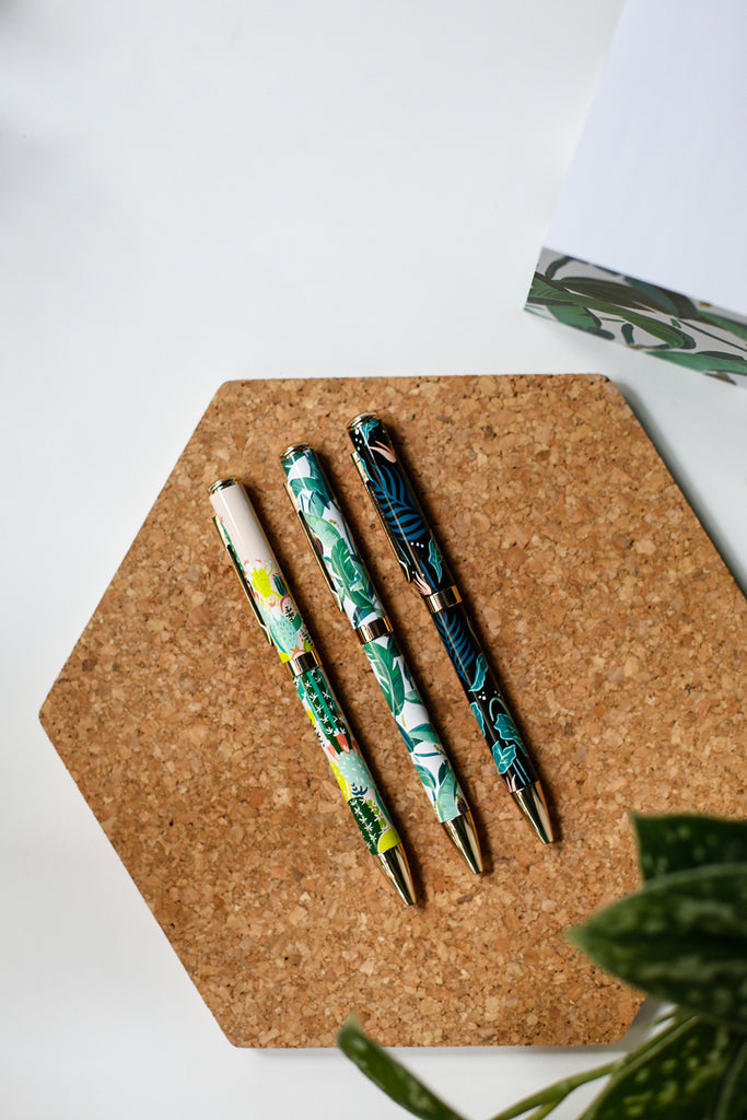 Fancy Plants Pen