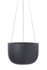 Angus & Celeste Raw Earth Hanging Planter