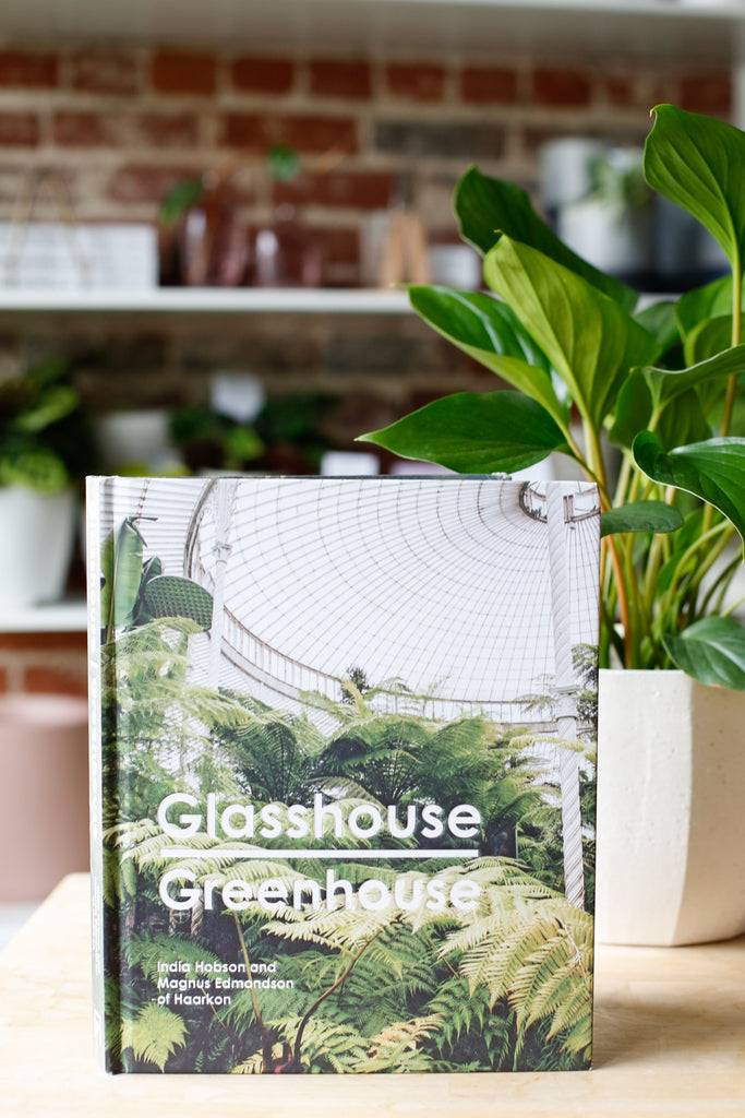 Glasshouse Greenhouse Book
