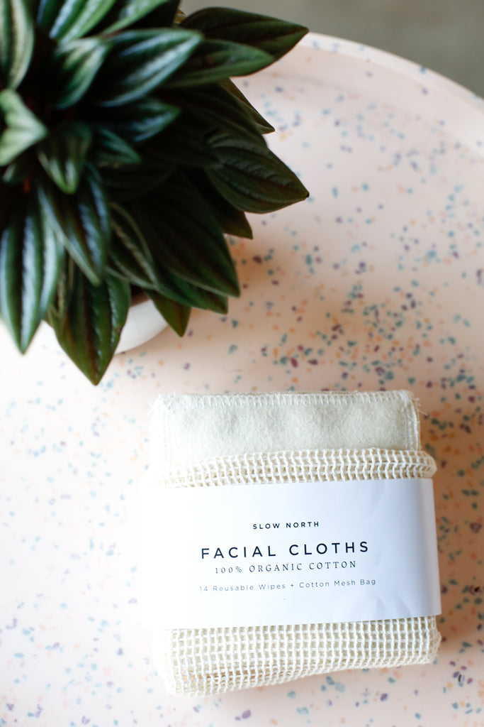 Reusable Facial Cloths
