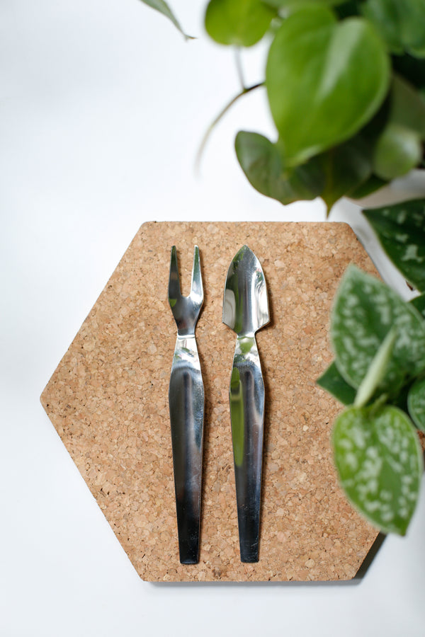 Stainless Houseplant Tool Set