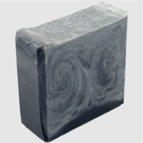 Creamy Charcoal Soap Bar