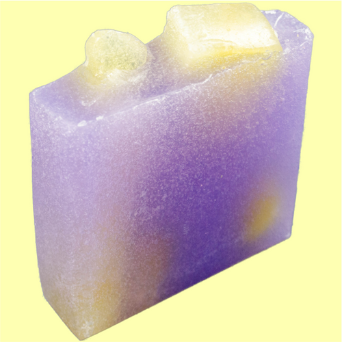 Lavender Lemon Soap Bar - Texas Bathecary