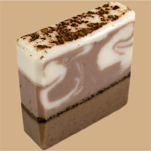 Mocha Spice Java Soap Bar