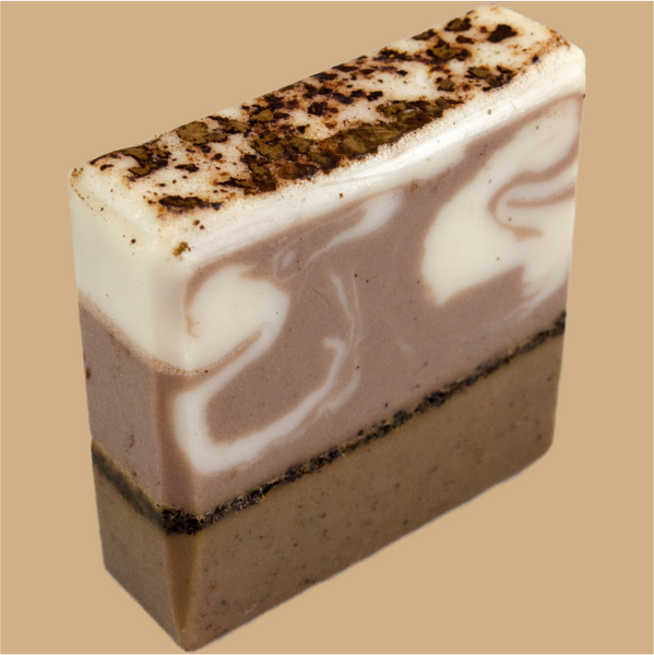 Mocha Spice Java Soap Bar - Texas Bathecary