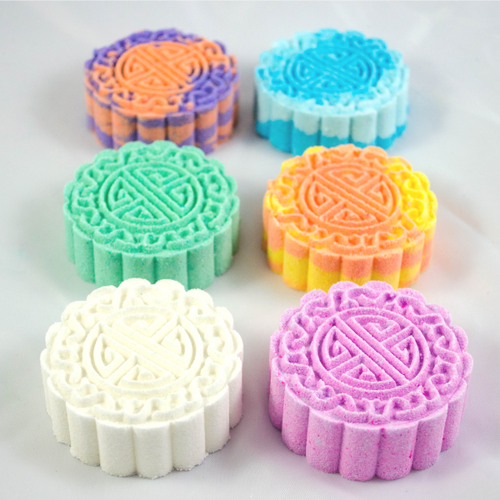 6 Pack Shower Steamers - Texas Bathecary