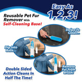 Fur Wizard Pet Fur & Lint Remover