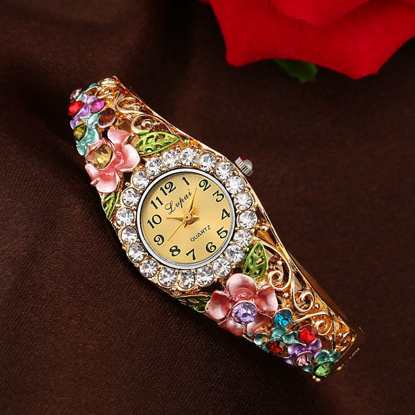Luxurious Women's Watch (12 Different Colors/Designs)