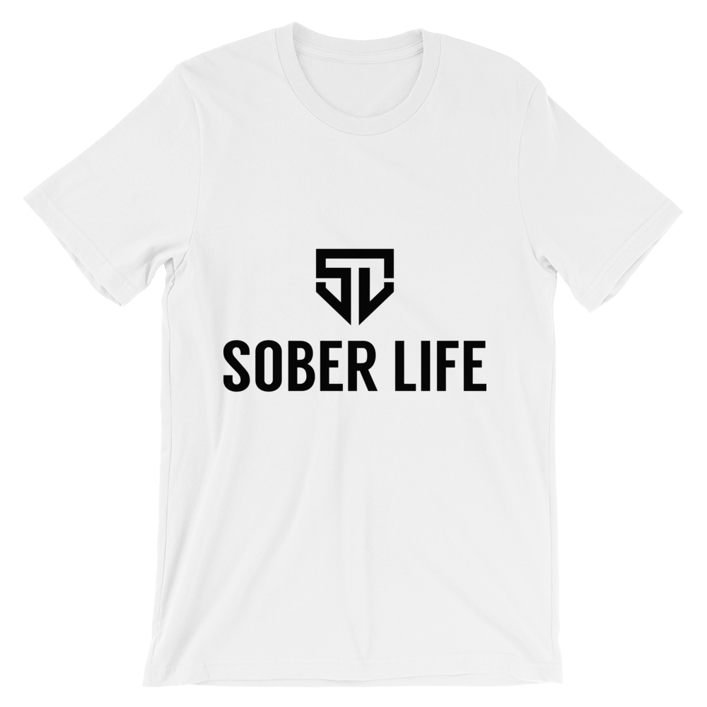 Sober Life Men's T-Shirt