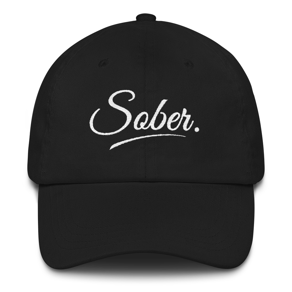 Sober Hat - Black