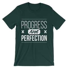 Progress Not Perfection Men's T-Shirt
