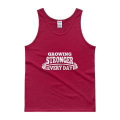 Growing Stronger Every Day Men's Tank Top
