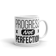 Progress Not Perfection Mug