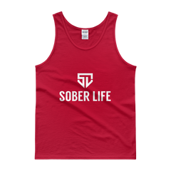 Sober Life Men's Tank Top