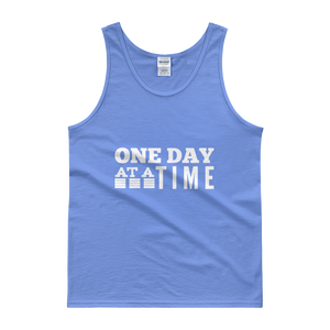One Day At A Time Men's Tank Top