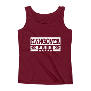 Hangover Free Women's Tank Top