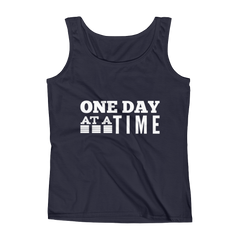One Day At A Time Women's Tank Top