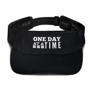 One Day at a Time Visor - Black
