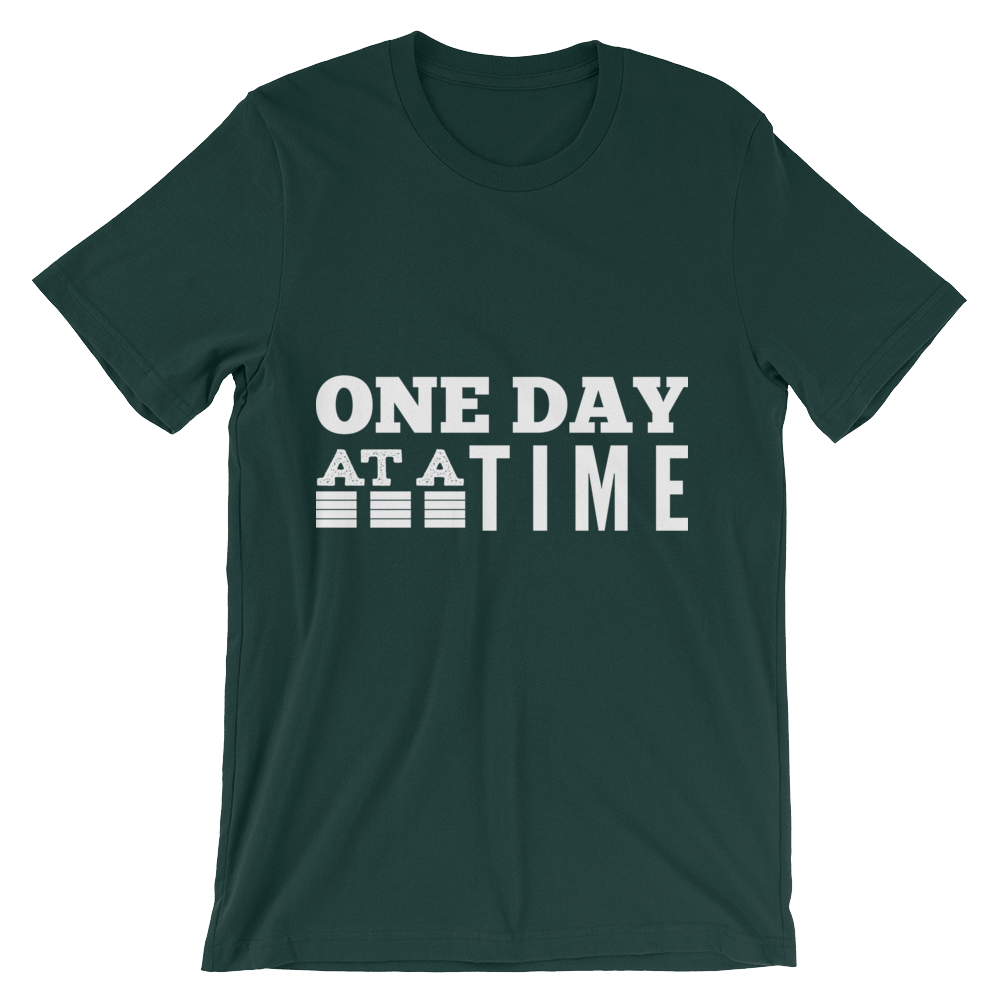 One Day At a Time Men's T-Shirt