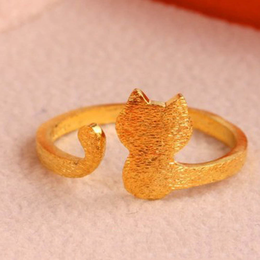 products glowing men glow women ear steel stainless ring the rings gold jewelry in elona cat luminous vintage ship for dark drop