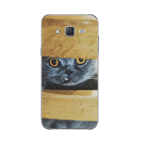11 Cute Lazy Cat Design Phone Cases for Samsung