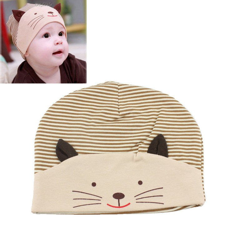 how to knit baby hat with bow 3d
