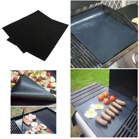 Reusable BBQ Mat (Pack of 2)