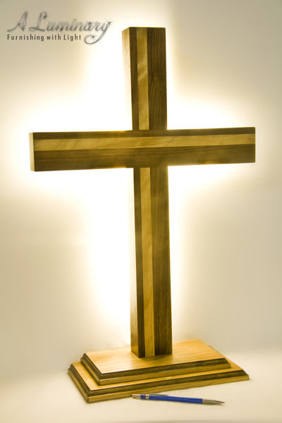 Cross with Stand