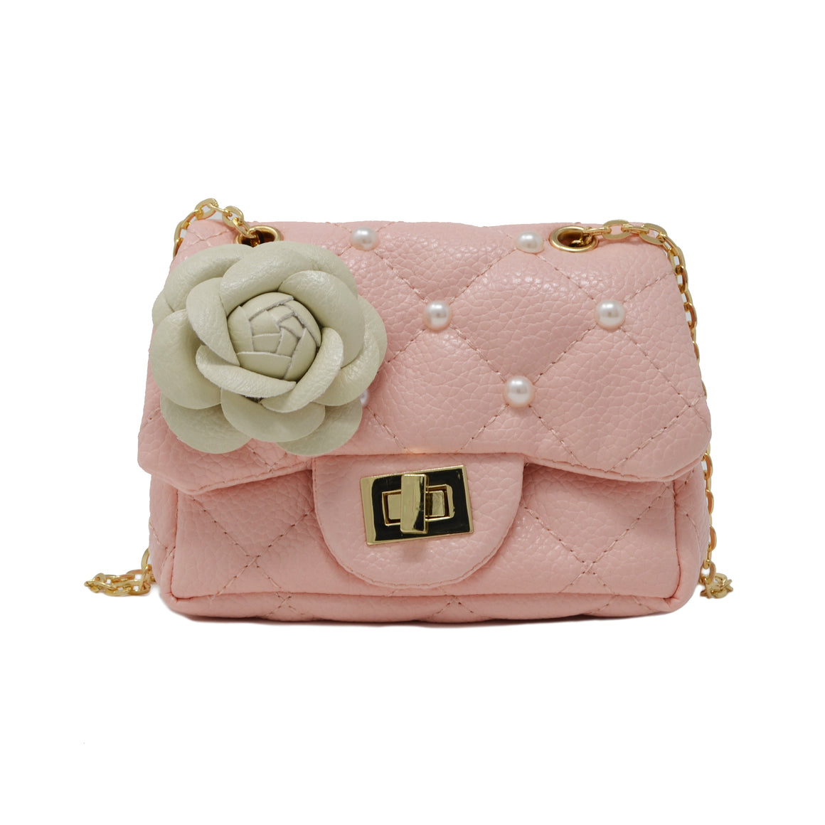 Blush Pearl Mini Bag