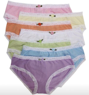 Rainbow 7-Day Panty Pack