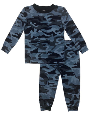 Navy Camo Full Length Set