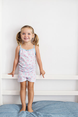 Piggy Camisole & Shorts Set