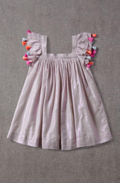 Purple/Pink Shimmery Dress