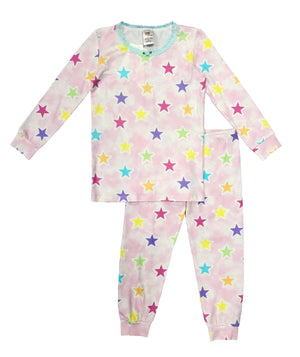Shimmer Rainbow Stars Full Length Set