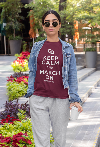 Keep Calm Tee [LIMITED SIZES]