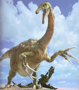 Therizinosaurus Life sized Claw 70 cm Long Exclusive to The Prehistoric Store