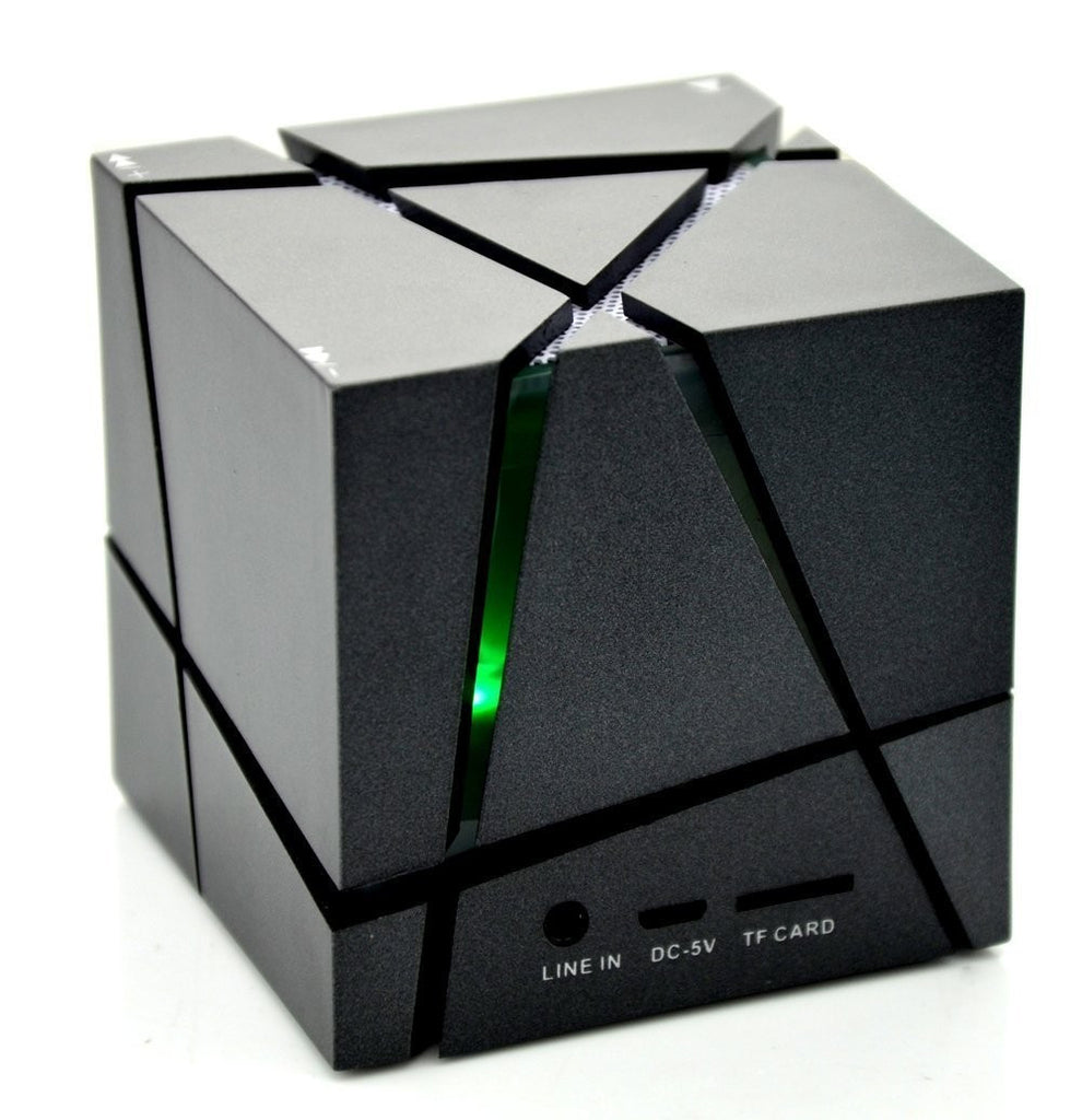 Qone7 EDGE Portable Mini Bluetooth Speaker