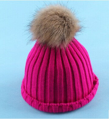 Winter Hats Beanies Knitted Cap