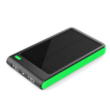 Solar Power bank 5000mah Double USB Portable Solar Charger PowerBank