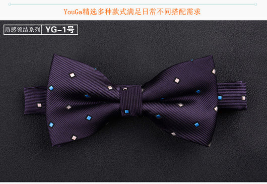 High quality  Formal commercial bow tie