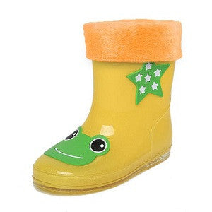 Kids Cartoon Rainboots