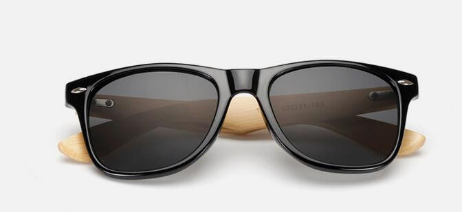 Ralferty Retro Wood Sunglasses
