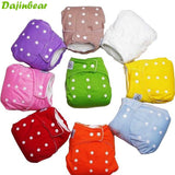 Reusable  Infant Nappy Cloth Diapers