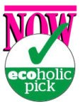 NOW Magazine Ecoholic Award First Place